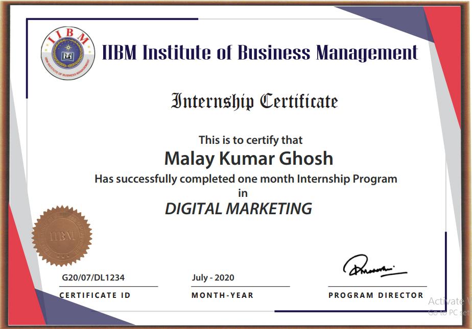 Online Certificate Programs in India, Online Professional Courses | IIBM India